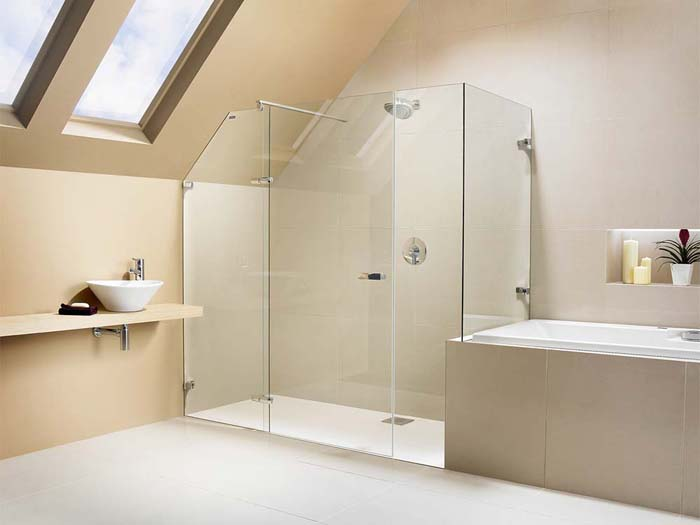 Bespoke Shower Enclosures