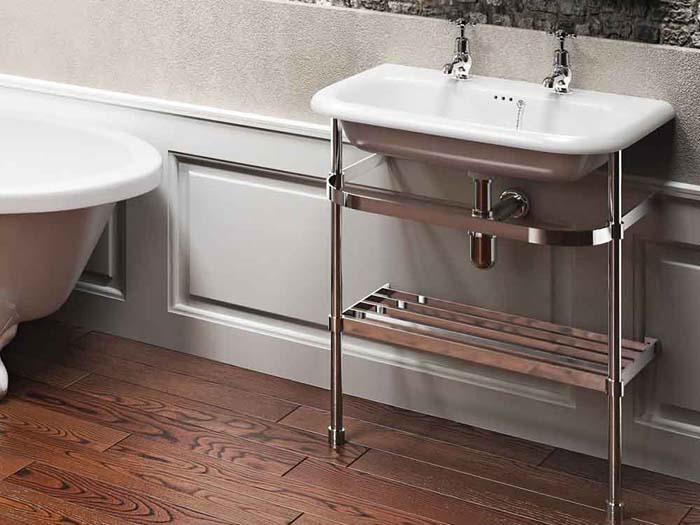 Natural Stone Washstand
